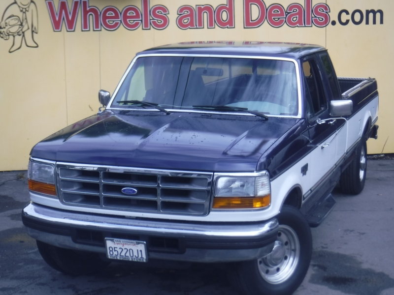 Ford F250 1995 price $13,500