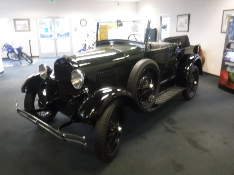 Ford Model A Roadster 1929 price $19,999