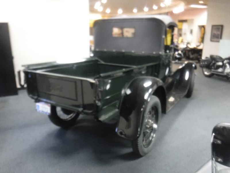 Ford Model A 1929 price $22,500