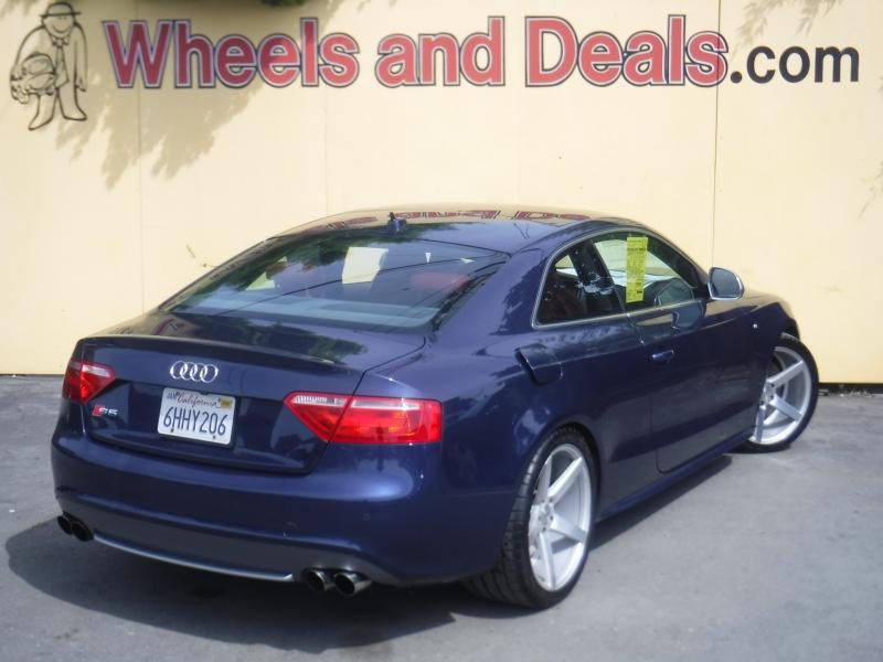 Audi S5 2009 price $16,495