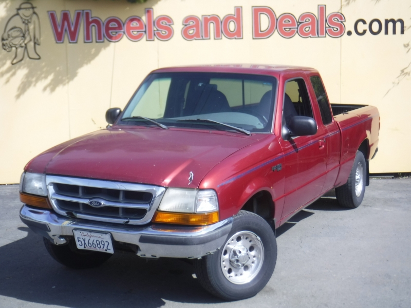 Ford Ranger 1998 price $2,995