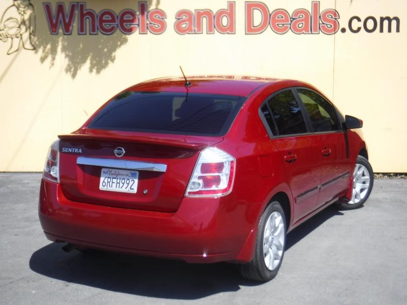 Nissan Sentra 2011 price $6,150