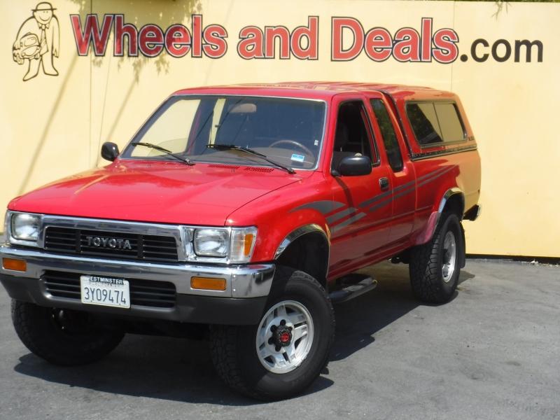Toyota Pickup 1989 price $9,999