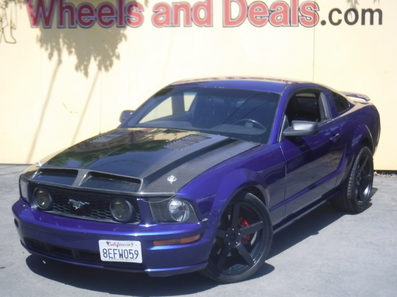 2005 Ford Mustang For Sale >> Used 2005 Ford Mustang Gt In Santa Clara Ca Auto Com 1zvft82h955153079