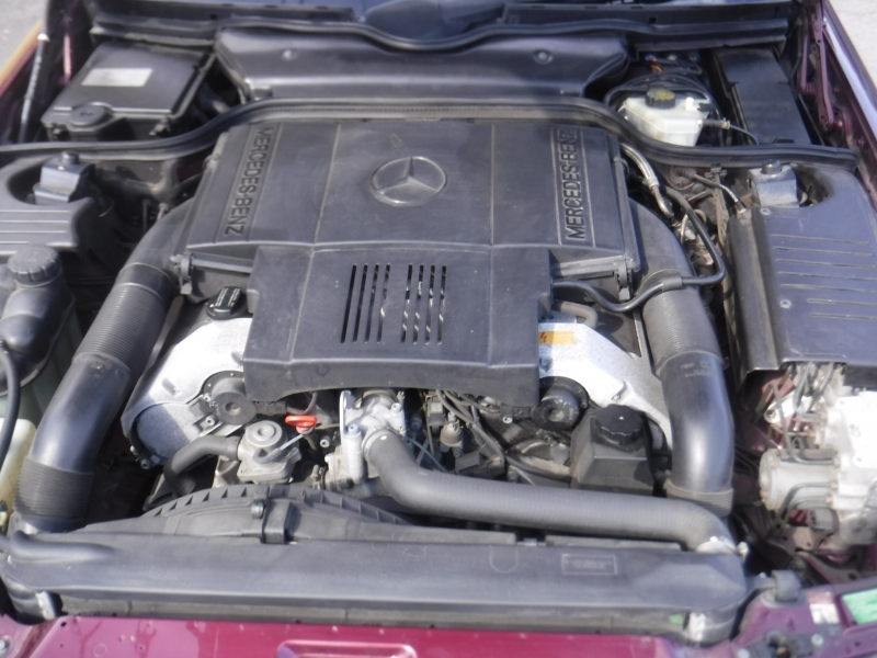 Mercedes-Benz SL 500 1998 price $7,995