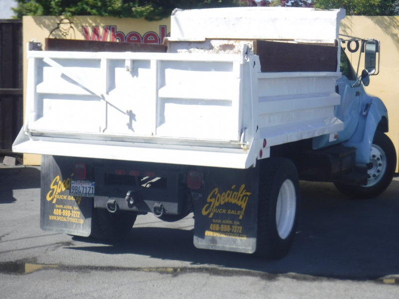Ford F650 2007 price $23,000