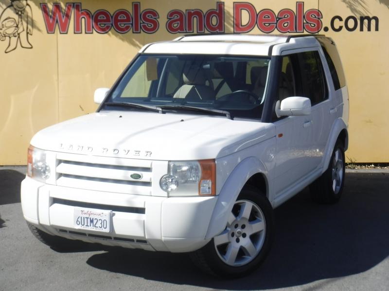 Land Rover Lr3 2005 price $6,800