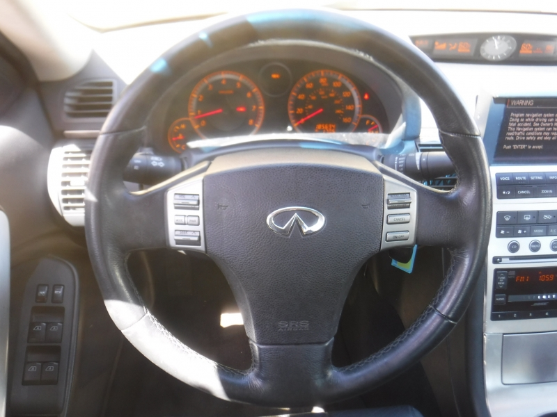 Infiniti G35 2005 price $4,499