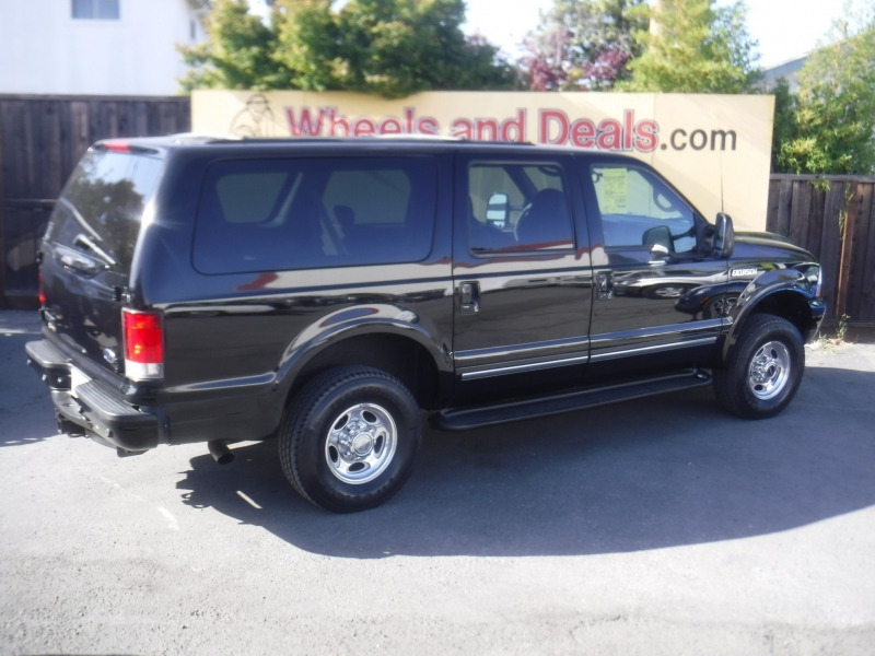 Ford Excursion 2001 price $15,999