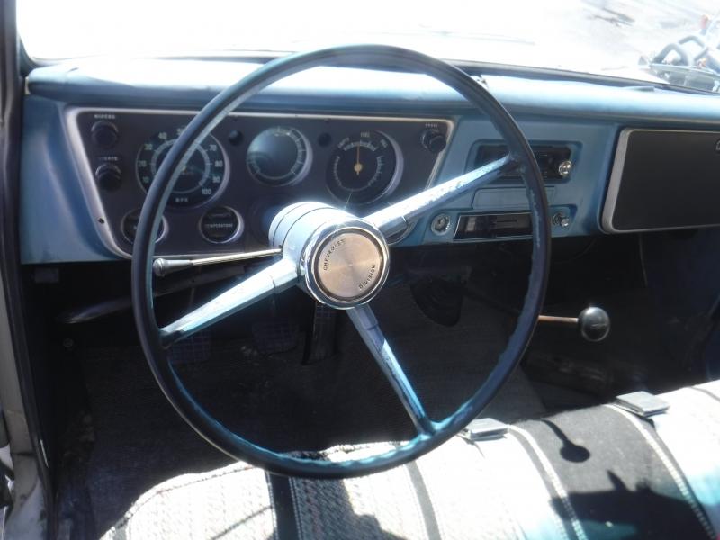 Chevrolet C10 Pickup 1967 price $7,999