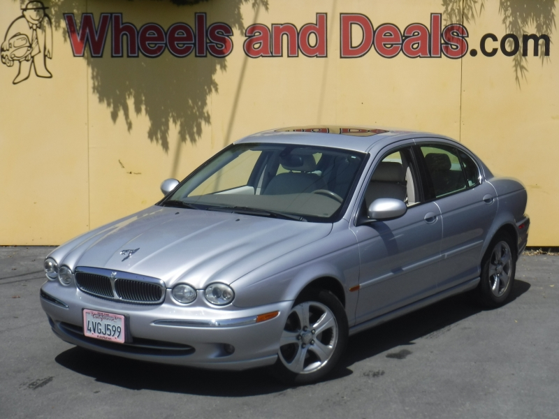 Jaguar X-Type 2002 price $4,900