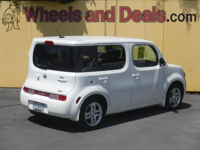 Nissan cube 2013 price $12,500
