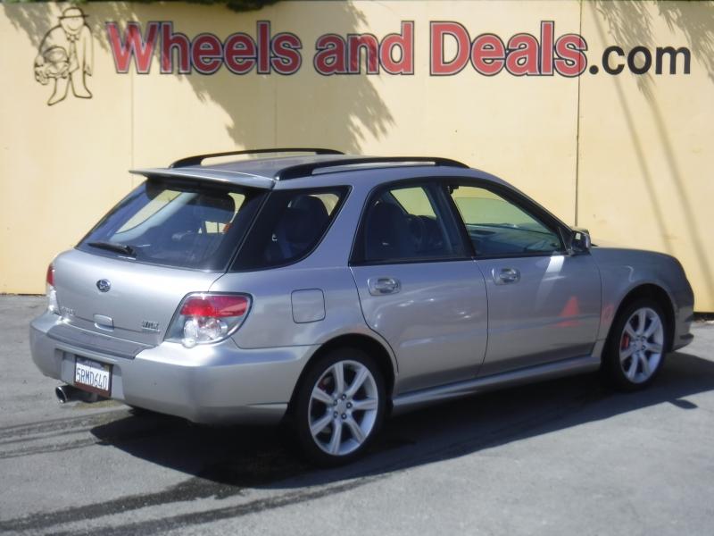 Subaru Impreza Wrx 2006 price $9,999
