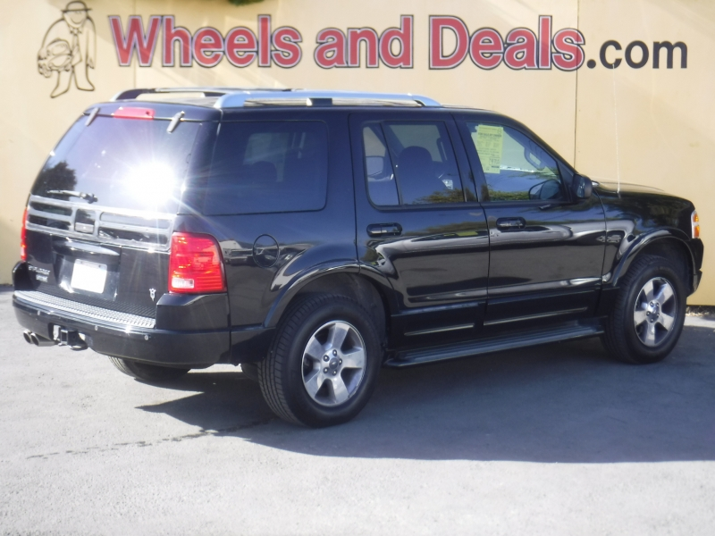 Ford Explorer 2003 price $3,995