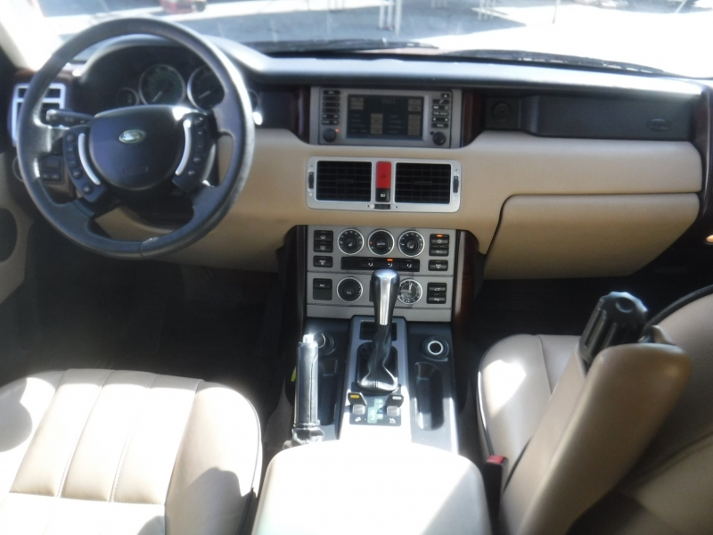 Land Rover Range Rover 2004 price $8,500