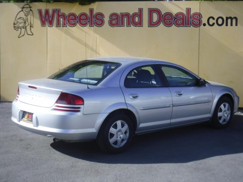 Dodge Stratus 2001 price $2,995