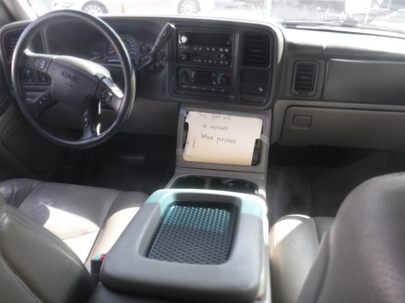 GMC Yukon 2003 price $4,850