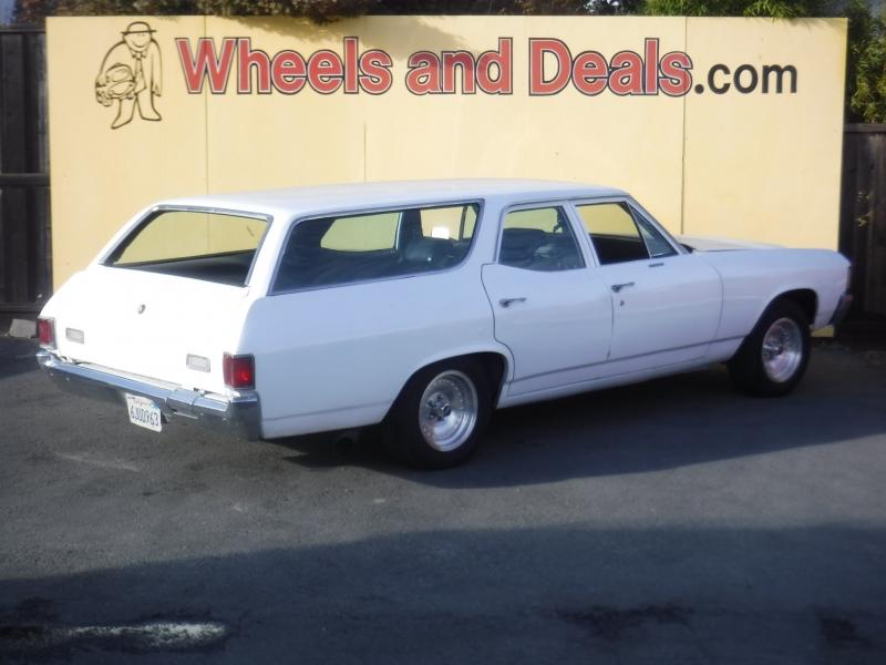 Chevrolet Chevelle 1972 price $9,499