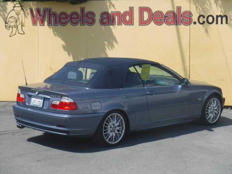 BMW 330ci 2002 price $5,500