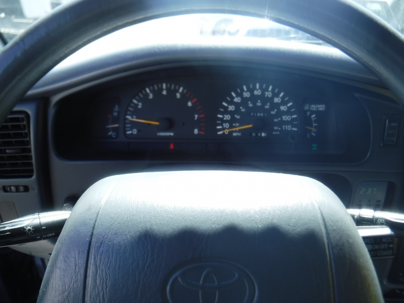 Toyota Tacoma 1997 price $8,850