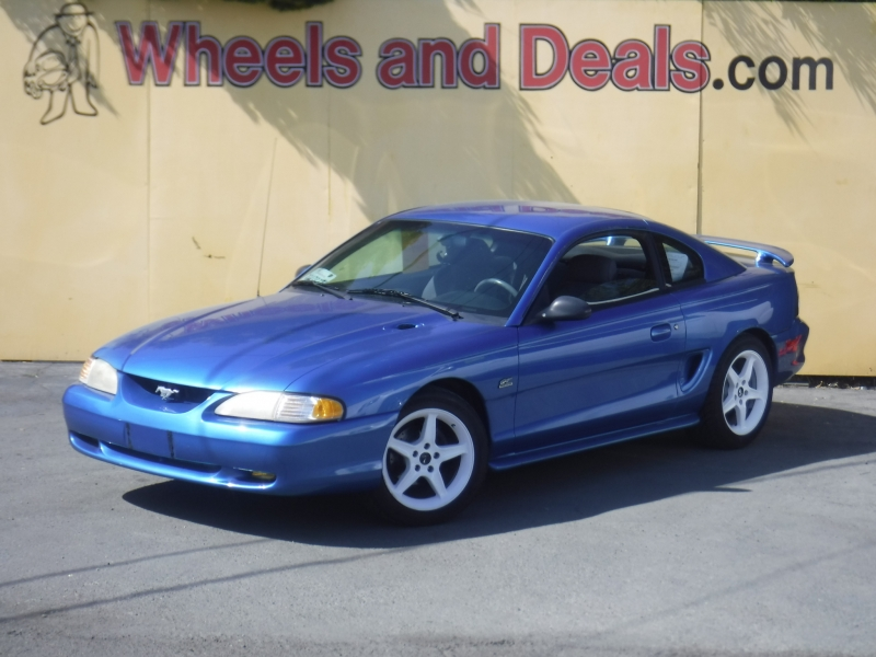 Ford Mustang 1994 price $3,500