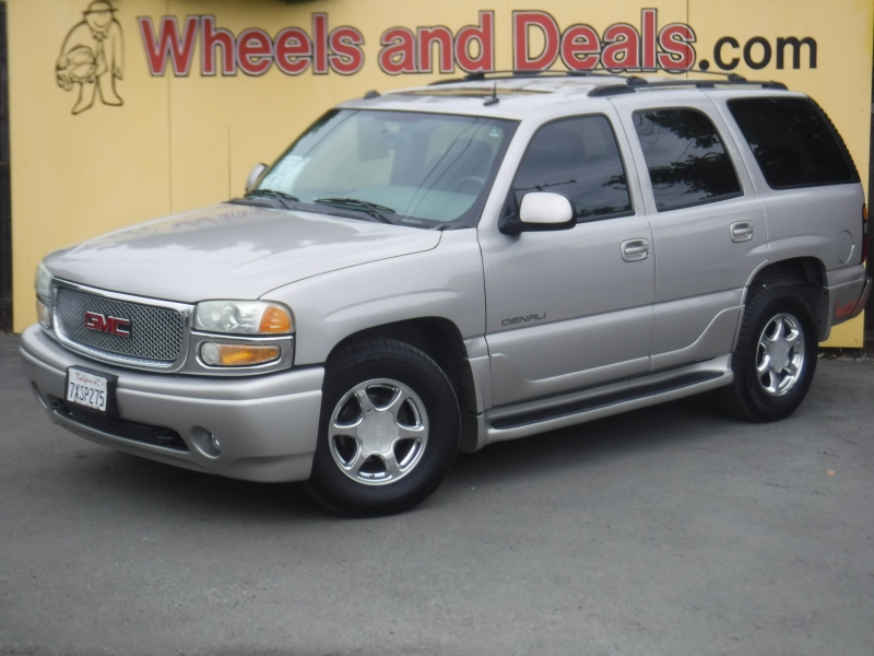 GMC Yukon 2004 price $4,800