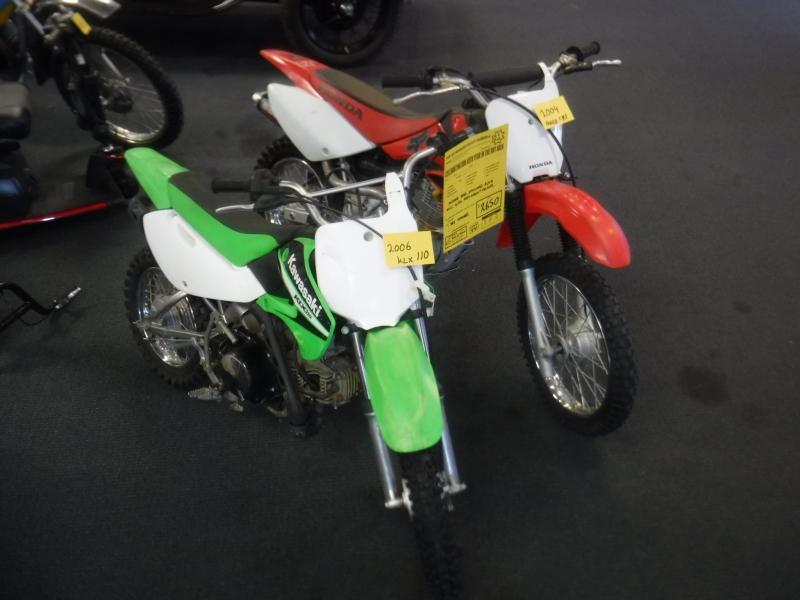 Kawasaki KLX 2006 price $2,650