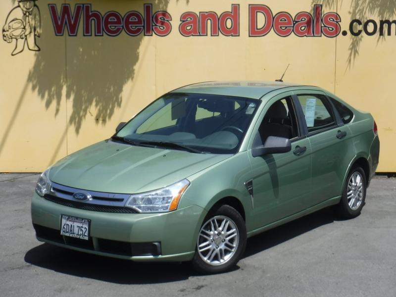 Ford Focus 2008 price $4,499