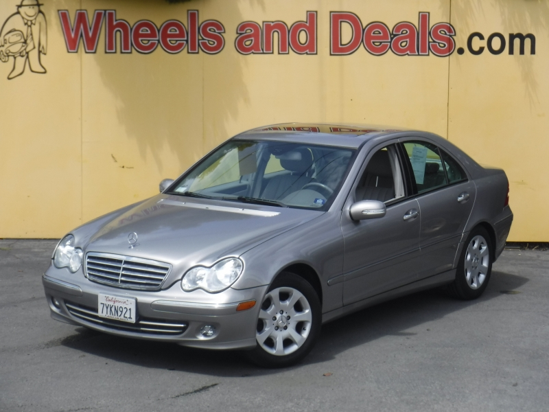 Mercedes-Benz c280 2006 price $5,800