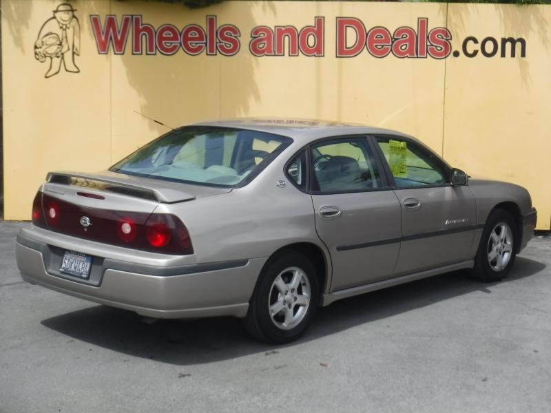 Chevrolet Impala 2003 price $3,499