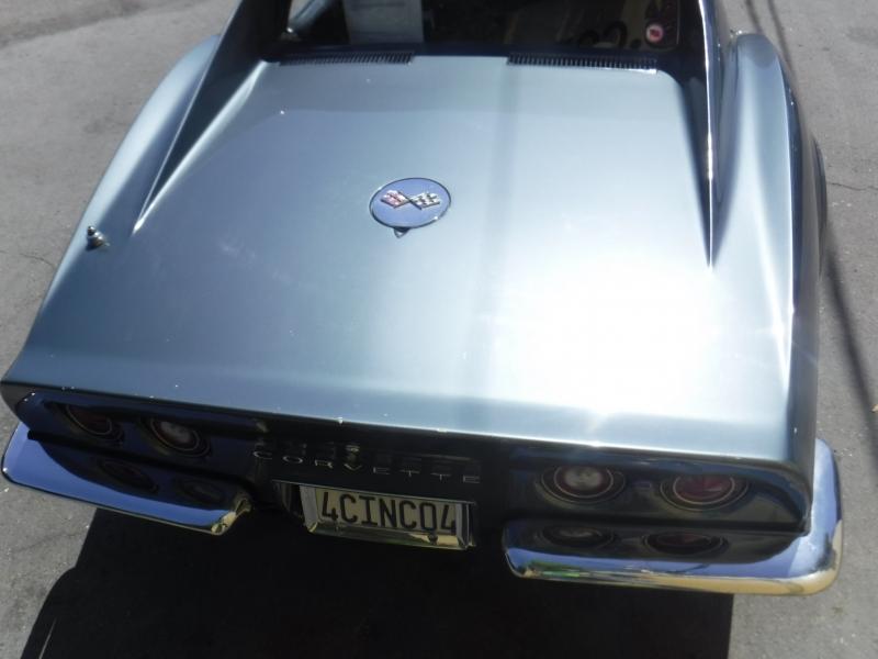 Chevrolet Corvette 1970 price $20,000
