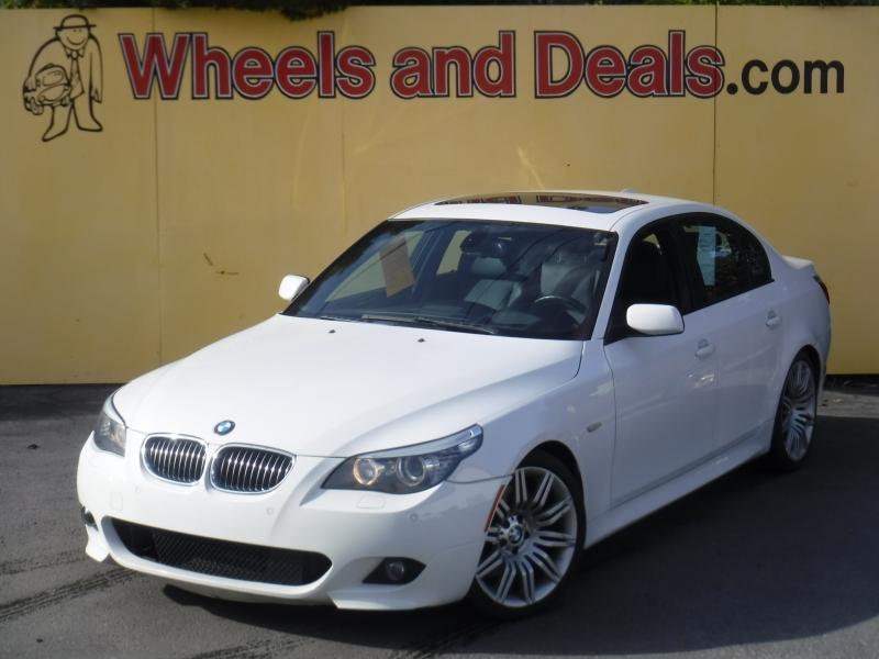 BMW 5-Series 2010 price $11,999