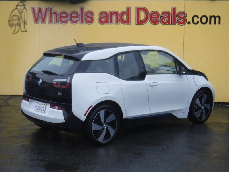 BMW i3 2015 price $17,500