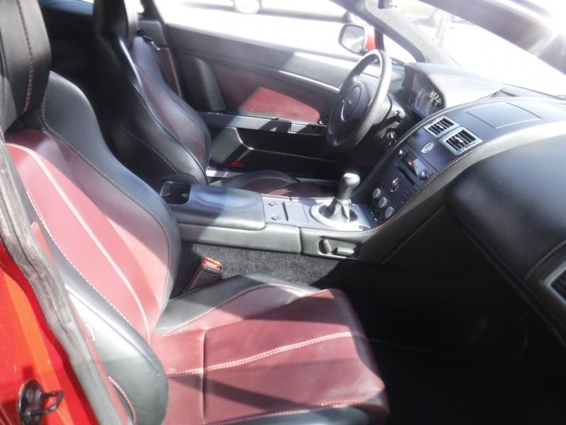 Aston Martin Vantage 2007 price $34,995