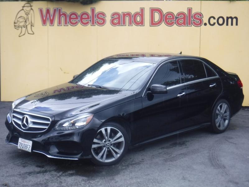 Mercedes-Benz E350 2015 price $19,499