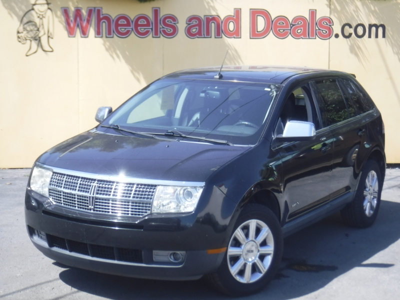 Lincoln MKX 2007 price $3,995
