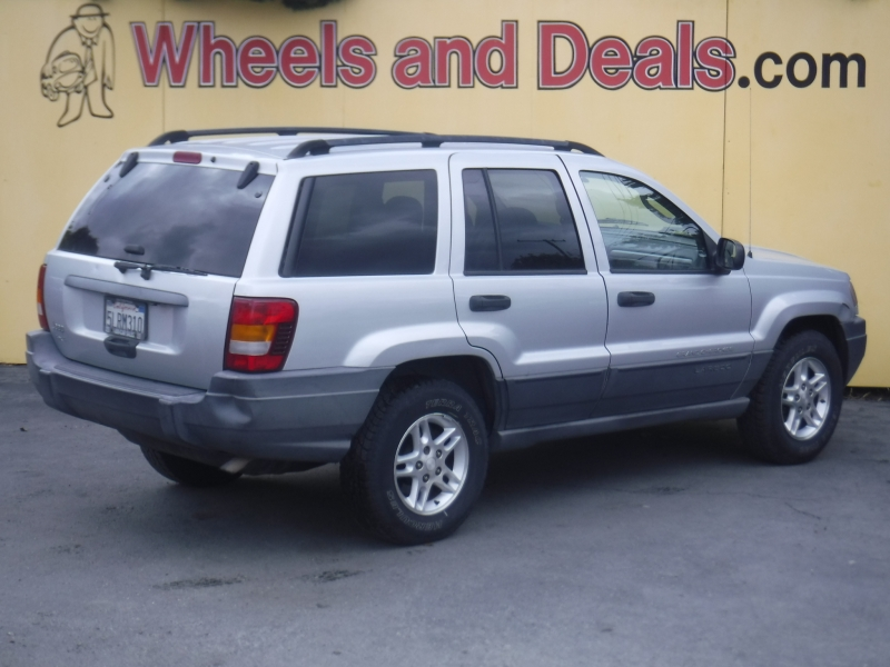 Jeep Grand Cherokee 2004 price $2,750