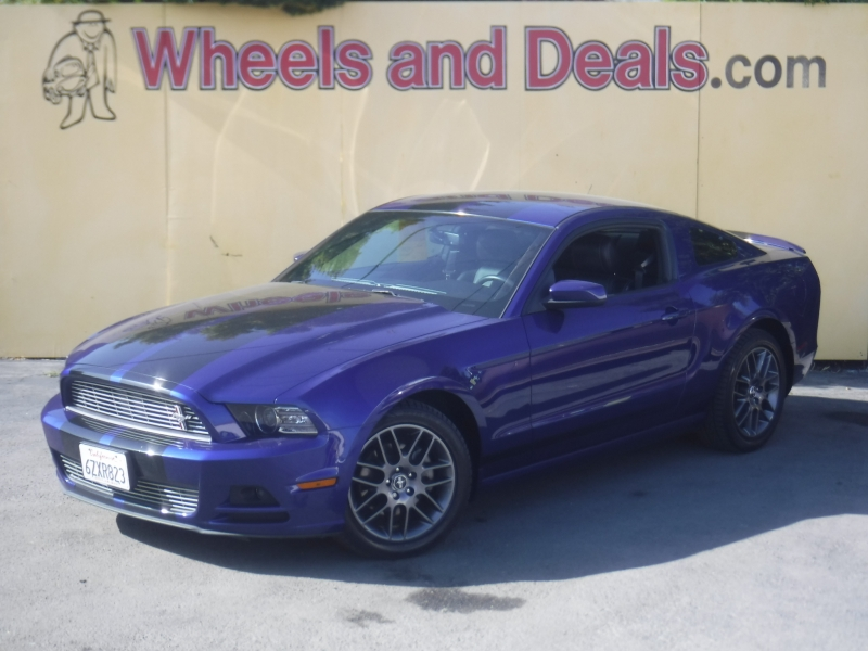 Ford Mustang 2013 price $12,980