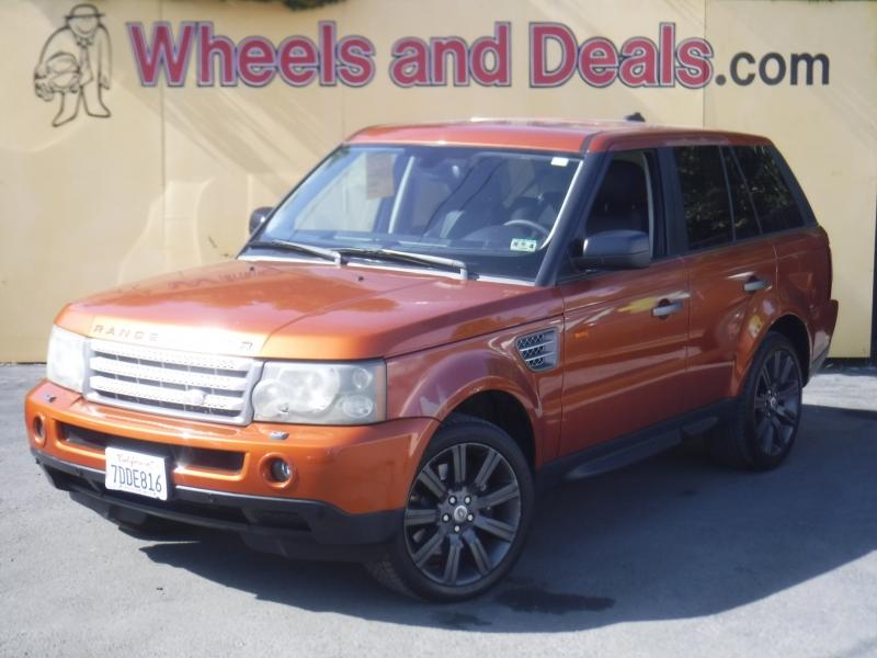 Land Rover Range Rover 2006 price $6,888