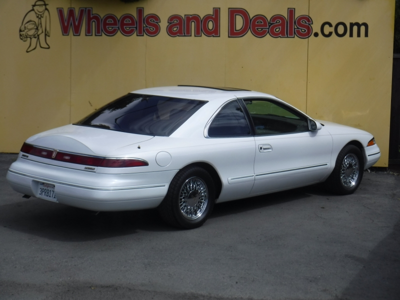 Lincoln Mark VIII 1993 price $3,999