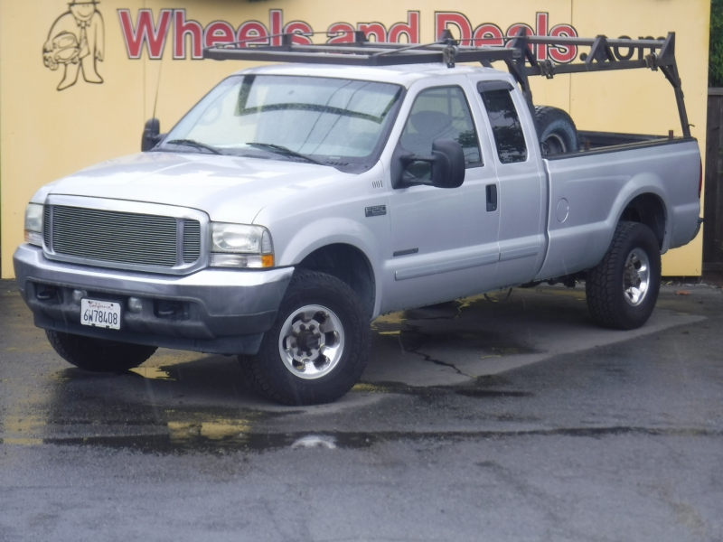 Ford F250 2002 price $18,000