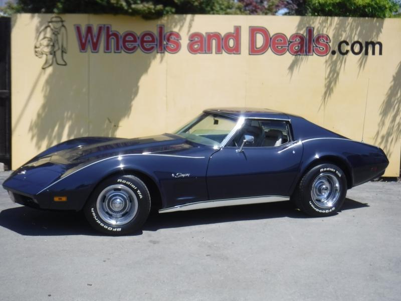 Chevrolet Corvette 1974 price $9,999