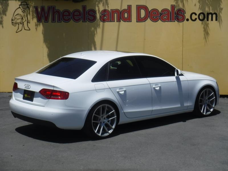 Audi A4 2011 price $8,500