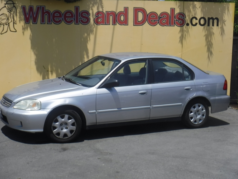 Honda Civic 1999 price $1,999