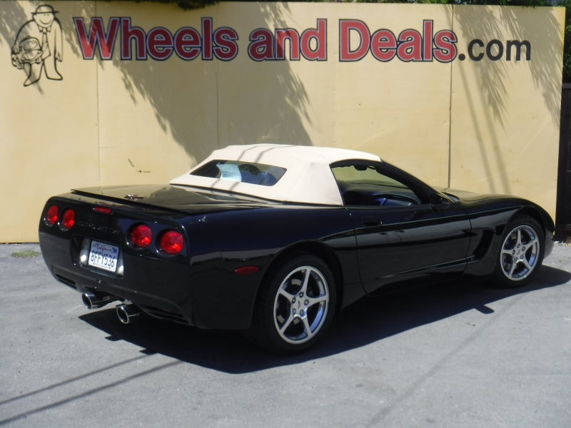 Chevrolet Corvette 2002 price $13,999