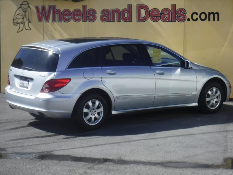 Mercedes-Benz R350 2006 price $6,500