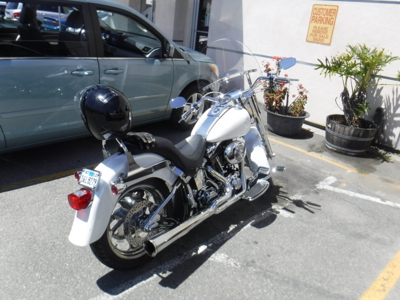 Harley Davidson Softail 2003 price $7,500