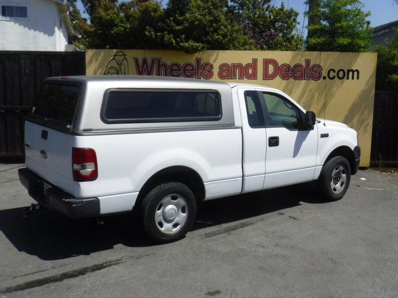 Ford F-150 2007 price $4,500