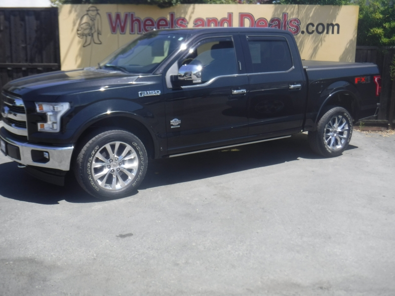 Ford F150 2015 price $40,999