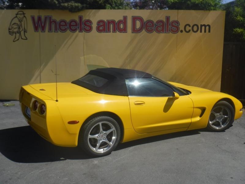 Chevrolet Corvette 2000 price $12,900